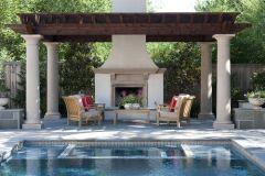 Beautiful mediterranean patio designs ideas 14