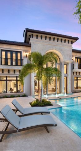Beautiful mediterranean patio designs ideas 24
