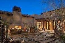 Beautiful mediterranean patio designs ideas 44
