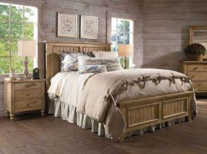 Casual vintage farmhouse bedroom ideas 02