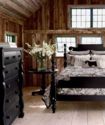 Casual vintage farmhouse bedroom ideas 04