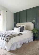 Casual vintage farmhouse bedroom ideas 10