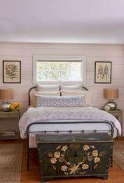 Cozy farmhouse master bedroom decoration ideas 13