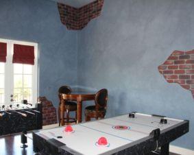 Impressive masculine game room decor ideas 28