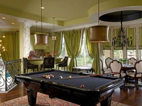 Impressive masculine game room decor ideas 45