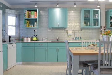 Inspiring coastal kitchen design ideas 04