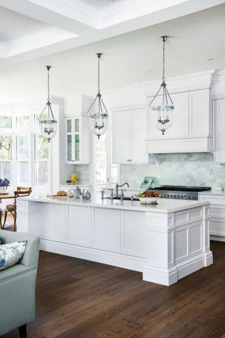 Inspiring coastal kitchen design ideas 19