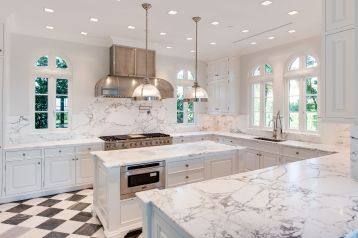 Inspiring coastal kitchen design ideas 24