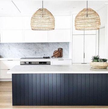 Inspiring coastal kitchen design ideas 27