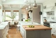 Inspiring coastal kitchen design ideas 30