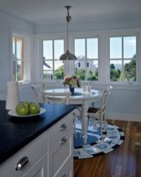 Inspiring coastal kitchen design ideas 40