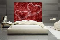 Inspiring valentine bedroom decor ideas for couples 34