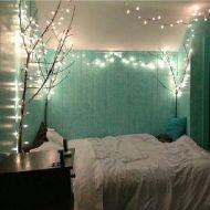 Lovely white bedroom decorating ideas for winter 04