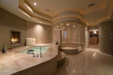 Luxurious bathroom designs ideas that exude luxury 03