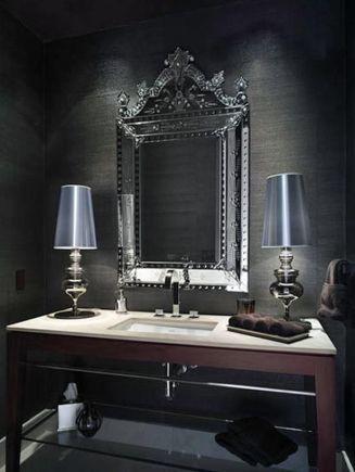 Luxurious bathroom designs ideas that exude luxury 14