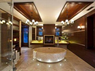 Luxurious bathroom designs ideas that exude luxury 27
