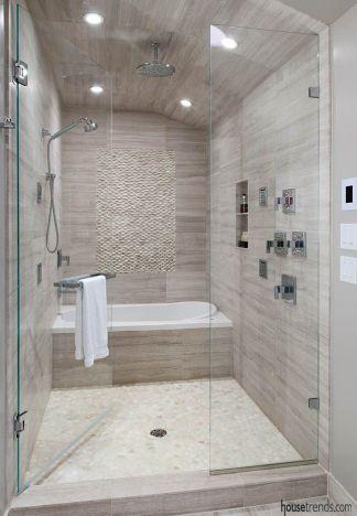Luxurious bathroom designs ideas that exude luxury 39