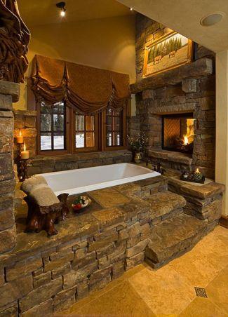 Luxurious bathroom designs ideas that exude luxury 42