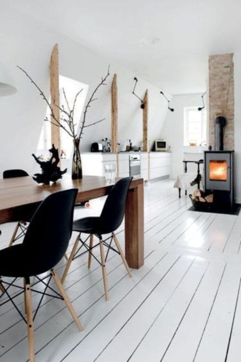 Modern scandinavian dining room chairs design ideas 02
