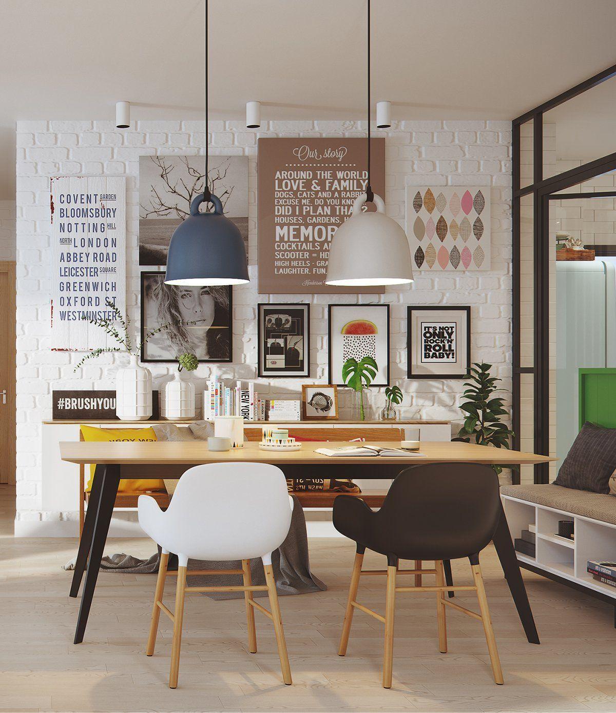 Modern scandinavian dining room chairs design ideas 04