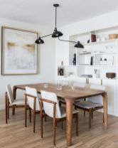 Modern scandinavian dining room chairs design ideas 10