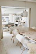 Modern scandinavian dining room chairs design ideas 22