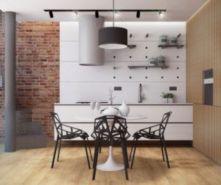 Modern scandinavian dining room chairs design ideas 32