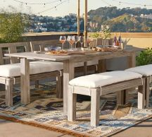 Perfect extandable dining table design ideas 08