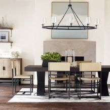 Perfect extandable dining table design ideas 09