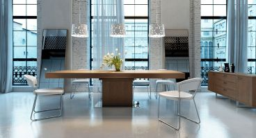 Perfect extandable dining table design ideas 11