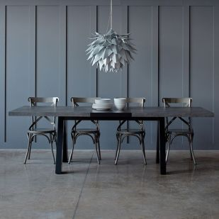 Perfect extandable dining table design ideas 14