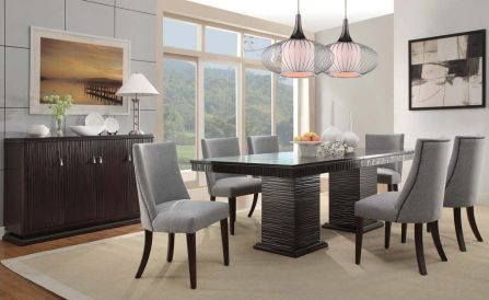 Perfect extandable dining table design ideas 18