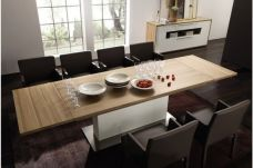 Perfect extandable dining table design ideas 26