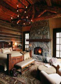 Romantic rustic bedroom ideas 23