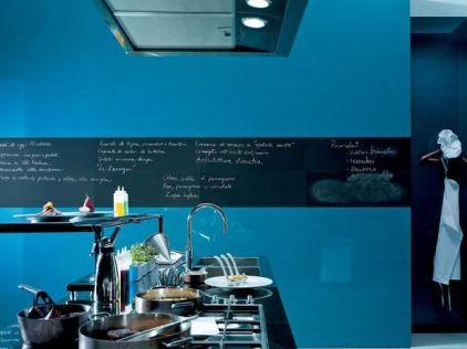 Unique practical chalkboard decor ideas for your kitchen 40