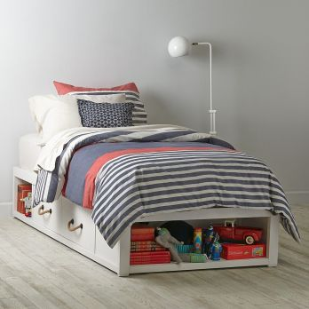 Unordinary space saving design ideas for small kids rooms 28