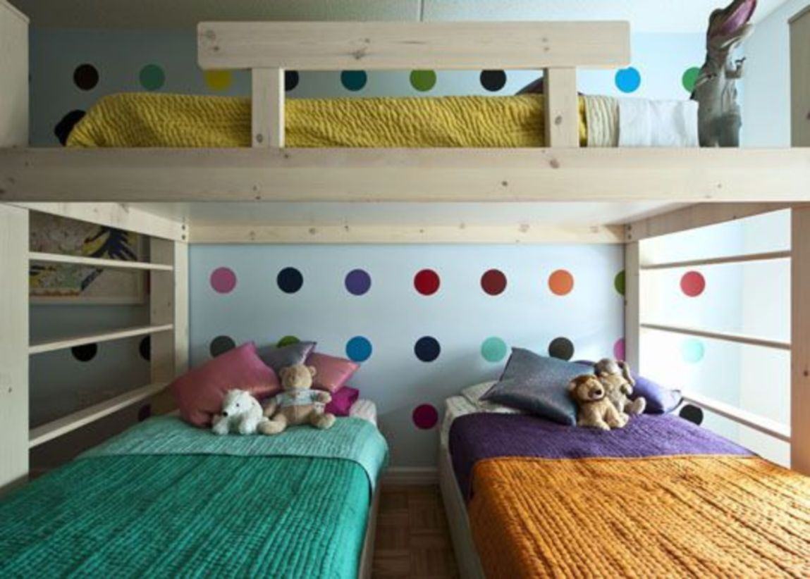 43 Unordinary Space Saving Design Ideas For Small Kids Rooms