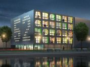 Wonderful office architecture building ideas for inspiration 24