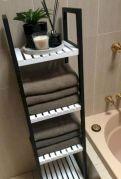 Simple bathroom storage ideas 25