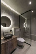 Affordable bathroom design ideas for apartment 09