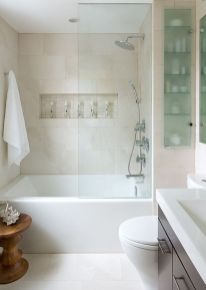 Affordable bathroom design ideas for apartment 11