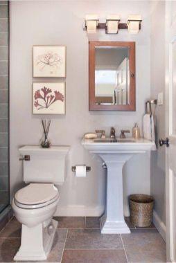 Affordable bathroom design ideas for apartment 14