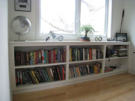 Affordable bookshelves ideas for 2019 08