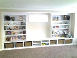Affordable bookshelves ideas for 2019 30