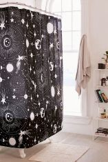 Amazing bathroom curtain ideas for 2019 33