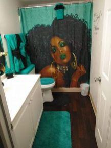 Amazing bathroom curtain ideas for 2019 45