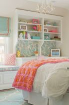 Charming fun tween bedroom ideas for girl 16