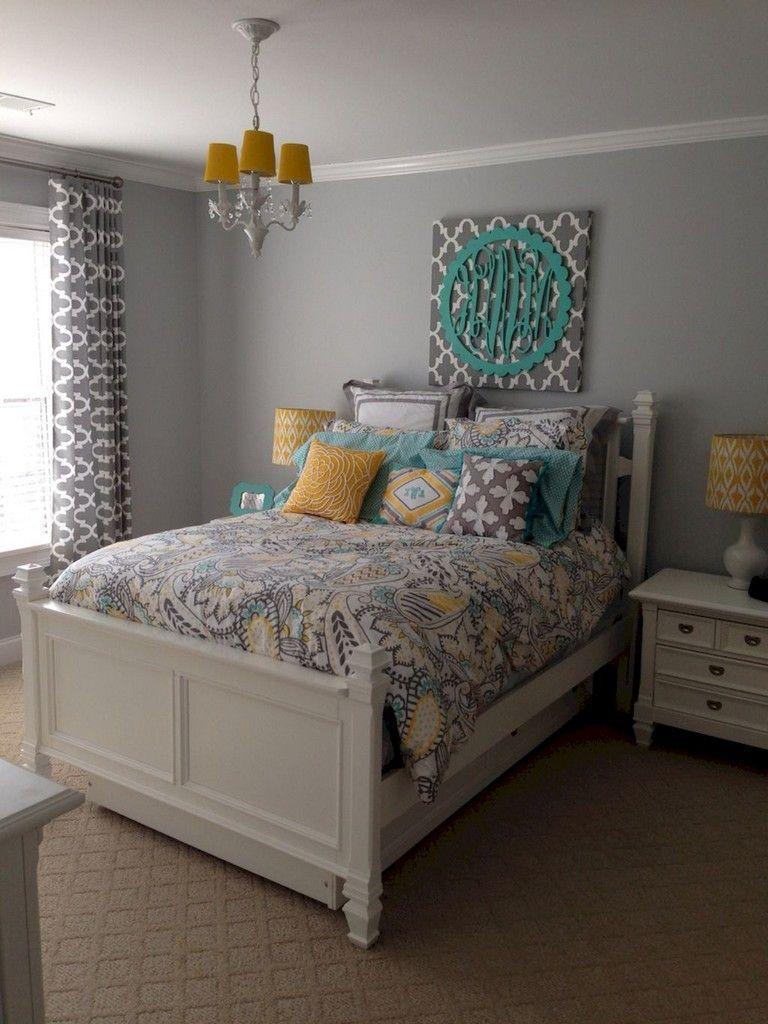 Charming fun tween bedroom ideas for girl 18