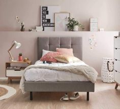 Charming fun tween bedroom ideas for girl 32