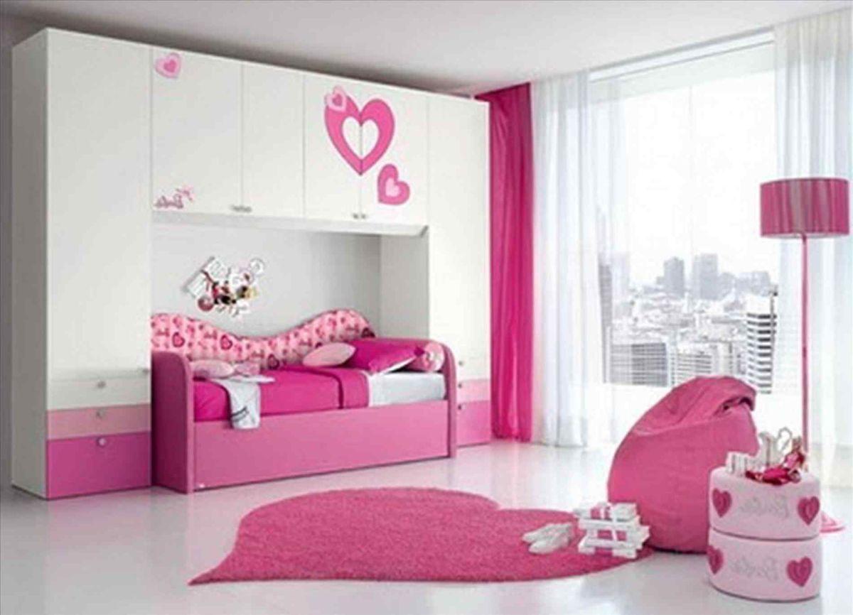 Charming fun tween bedroom ideas for girl 39
